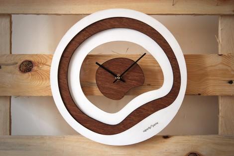 Horloge Plage