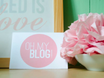 Oh my Blog